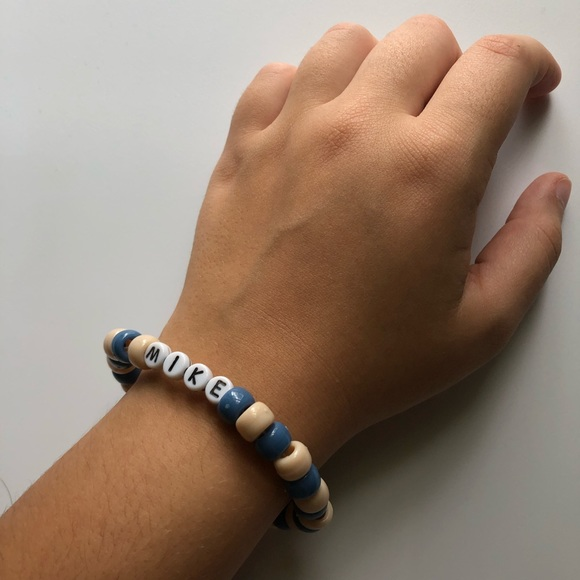 SBKJLBracelet Cadeau!!!/Stranger Things Bracelet /À La Mode Bracelets /& Bracelets Cristal /& Perles De Verre Bracelets Pistolet Hache Bijoux DIY V/élo